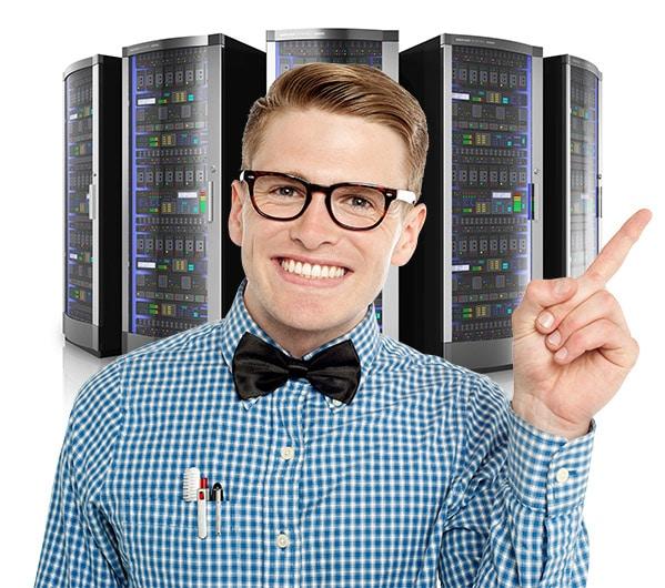 gestion et optimisation serveur dedie avec le sourire